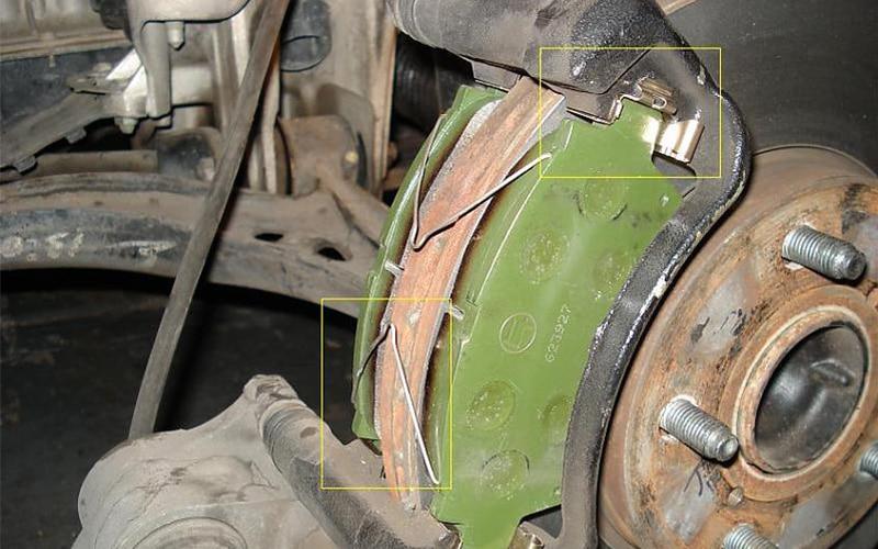 propshaft repairs
