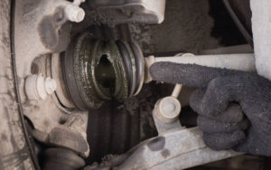 Taking care of your CV Joints