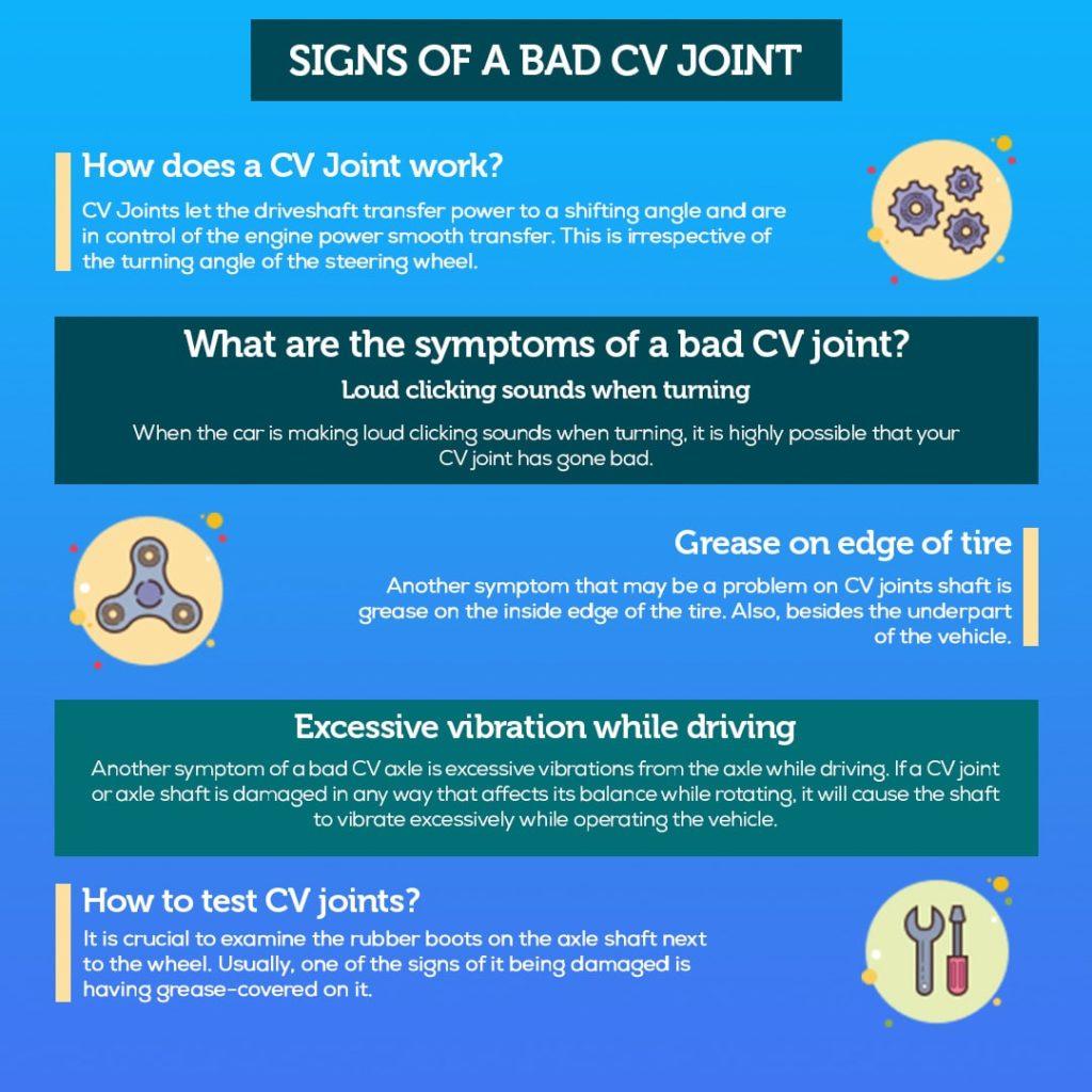 Bad CV Joints